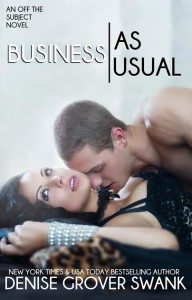 Cover for Business as Usual: Off the Subject #3
