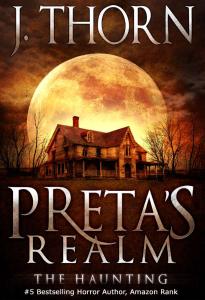 Cover for Preta's Realm - the HAunting