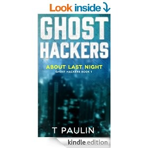 Cover for Ghost Hackers