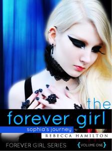 Cover for The Forever Girl - Sophia's Journey (Forever Girl Series)