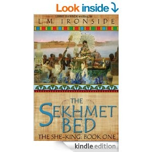 Cover for the Sekhmet Bed