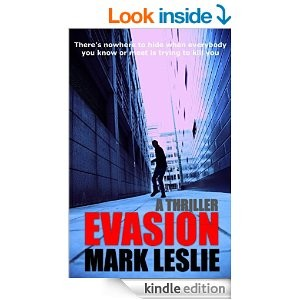 Cover for Evasion (The Desmond Files Book 1)