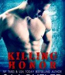 Cover for Killing Honor: Lucky Thirteen