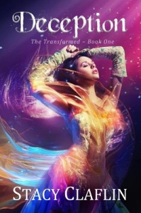 Cover for Deception - The Transformed - Book One