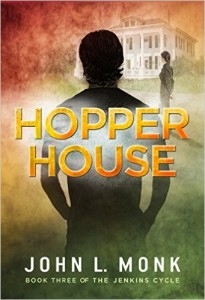 Cover for Hopper House (The Jenkins Cycle Book 3)