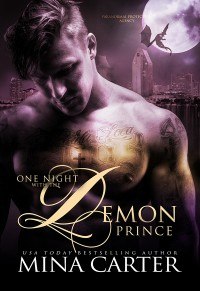 Cover for One Night with the Demon Prince