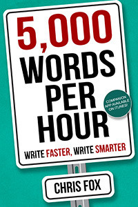 Cover for 5,000 Words Per Hour
