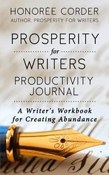 Cover for Prosperity for Writers Productivity Journal
