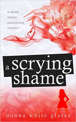 Cover for A Scrying Shame
