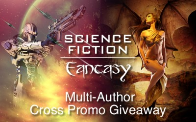 The Self-Publishing RoundTable (SPRT) Multi-Author Cross Promo Giveaway – Science Fiction / Fantasy