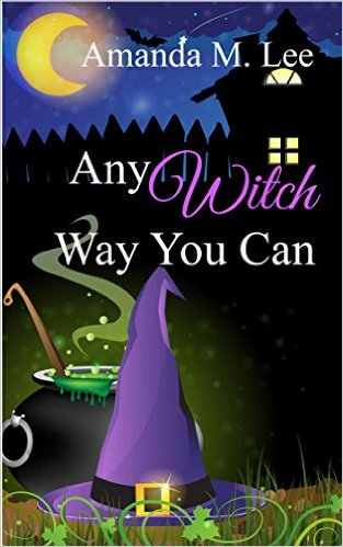 Cover for Any Witch Way You Can