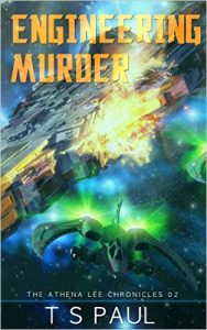 Cover for Engineering Murder