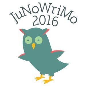 JuNoWriMo Logo