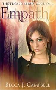 Cover for Empath (The Flawed Series Book One)