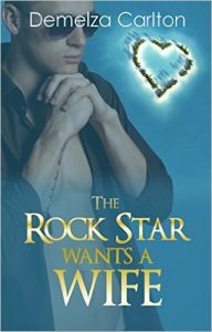Cover for The Rock Star Wants a Wife