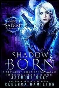Cover for Shadow Born