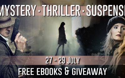 SPRT's Multi-Author Cross Promo Giveaway – Mystery, Thriller and Suspense