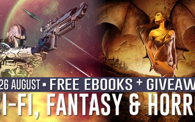 SPRT's Multi-Author Cross Promo Giveaway – Science-Fiction, Fantasy & Horror