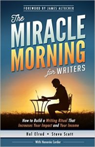 Cover for the Miracle Morning for Writers