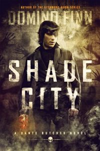 Cover for Shade City