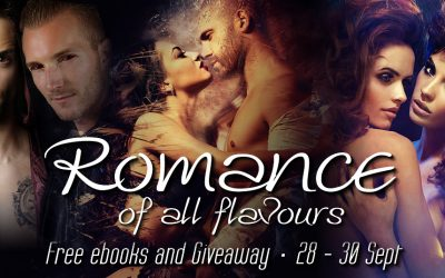 Join our Romance Multi-Author Cross Promo + Giveaway ~ 28 – 30 September