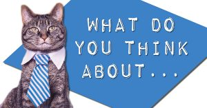 Survey Cat wants to know what you think about SPRT...