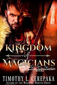 Cover for Kingdom of Magicians