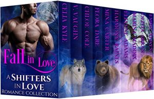 Cover for Fall in Love - Shifters in Love: Romance Collection
