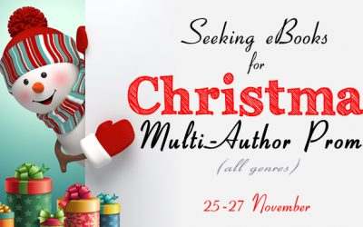 Join our Christmas Multi-Author Cross Promo: 25 – 27 November