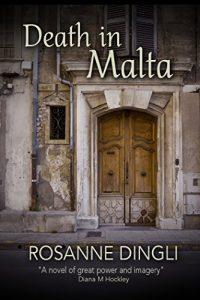 Cover for Death in Malta