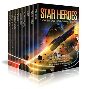 Cover for Star Heroes