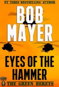 Cover for Eyes of the Hammer (The Green Berets Book 1)