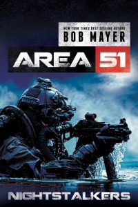 Cover for Nightstalkers (Area 51: The Nightstalkers Book 1)