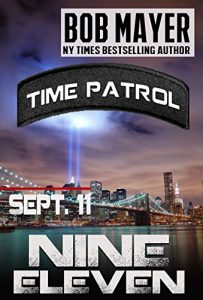 Cover for Nine Eleven (Time Patrol)